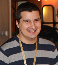 Александр Рогозин